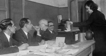 Direito de Voto Mulher Eleição 1933