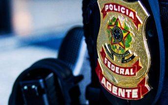 distintivo-pf-simbolizando-concurso-policia-federal-2021-locais-de-prova